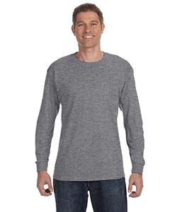 5.3 oz. Heavy Cotton Long-Sleeve T-Shirt